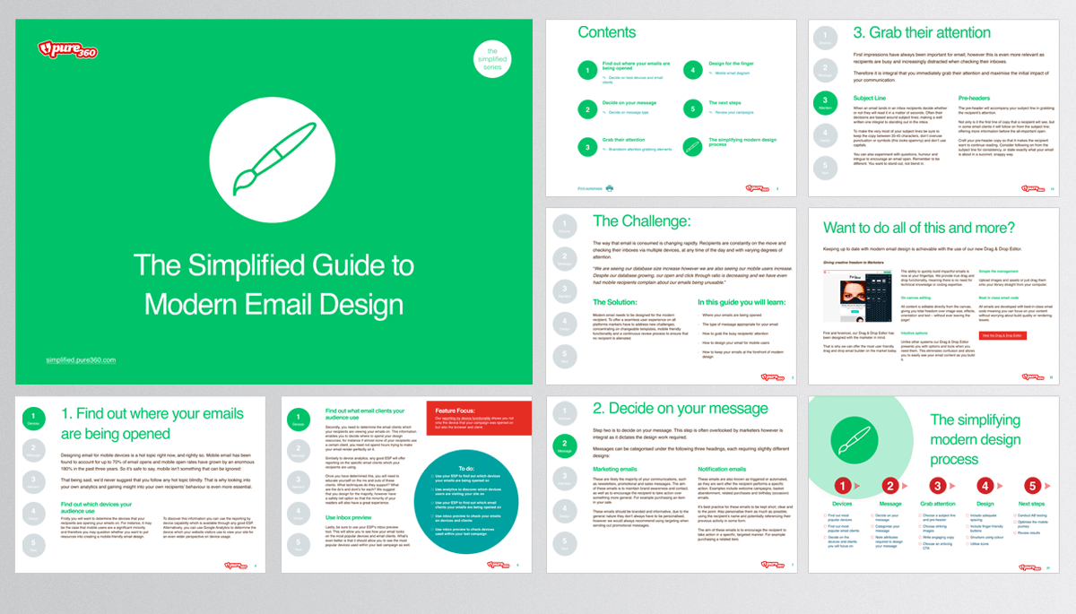 Guide to Email Design