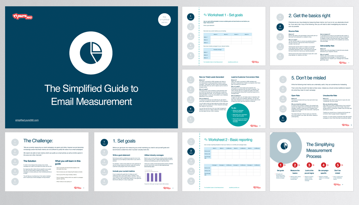 Guide to Email Measurement