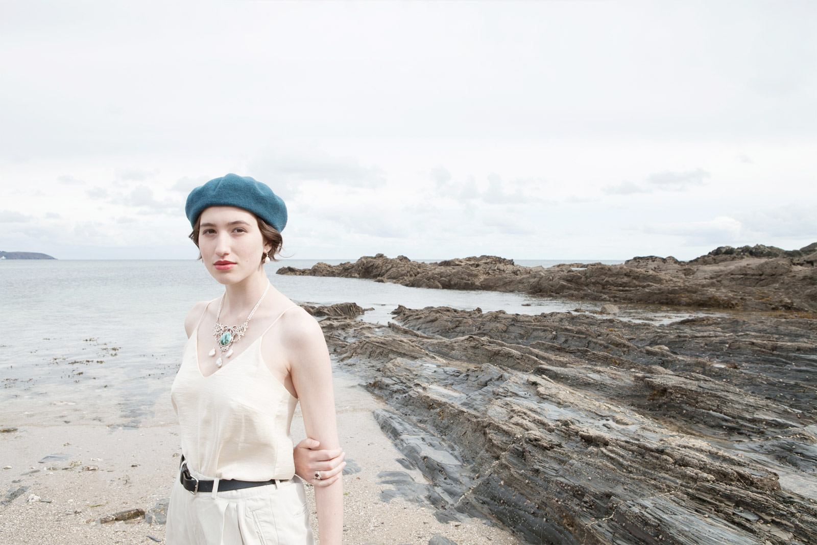 Campaign images for Maya Ullman Jewellery
