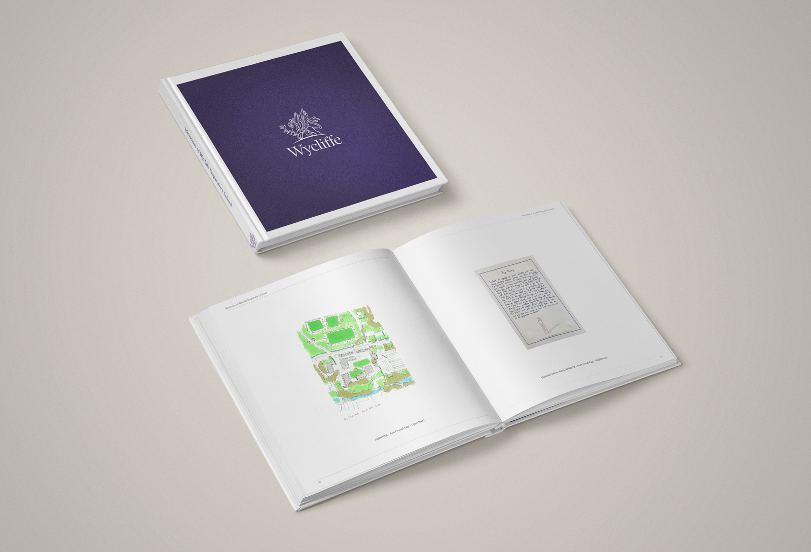 Art Book Design